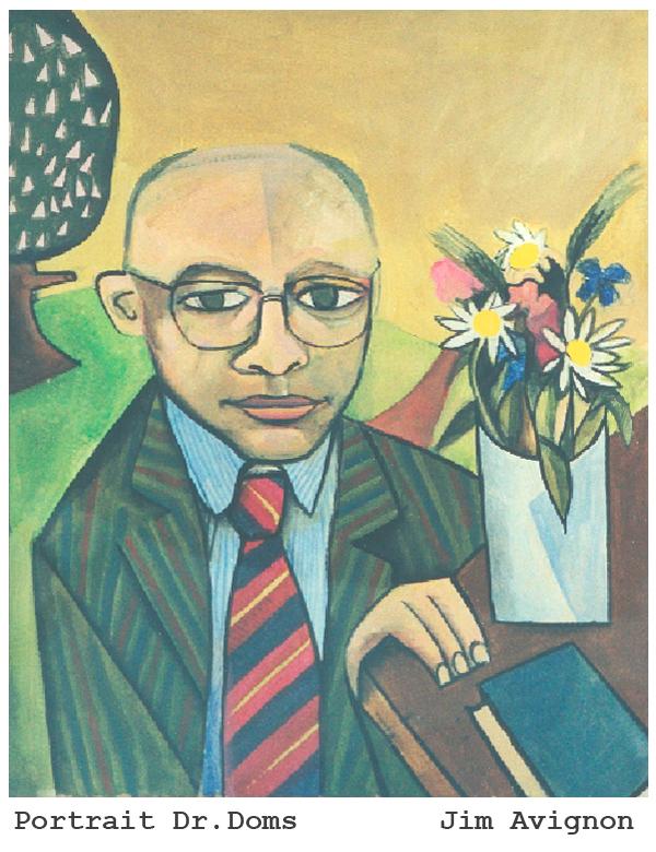 Portrait Dr. Doms